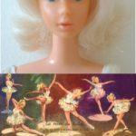 La poupée Barbie de Mattel