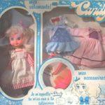 La poupée Candy par Fiba