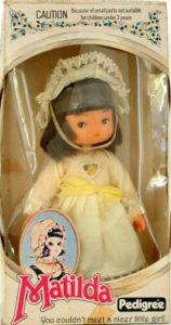 La boîte de la poupée Sonia