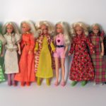 La poupée Miss Matchbox : Disco Girls