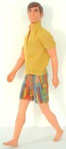 Ken en tenue originale