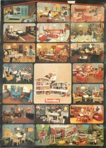 Maison de poupées Lunbdy