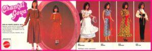 La poupée Chantal Goya