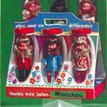 La poupée minichou de Gégé