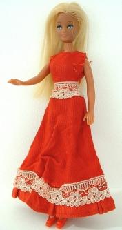 La poupée Pippa