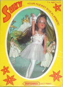 Boite américaine poupée Suky