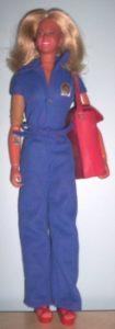 Poupée Super Jaimie avec pantalon