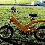 Le vélo du futur vu par Hover Store